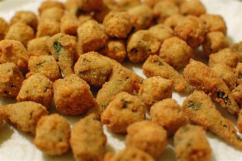 fried okra fried okra tamarind and thyme