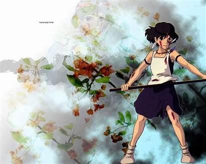 Mononoke Princess Miyazaki Hime San Hayao Ghibli