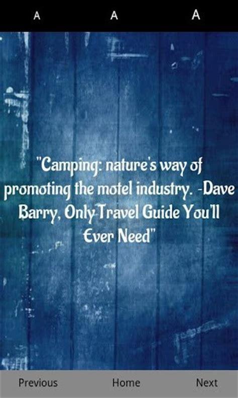inspirational quotes  camping quotesgram