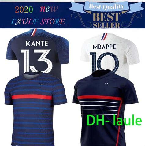 2020 france mbappe griezmann pogba jerseys 2021 soccer jersey football shirts. 2020 2020 2021 France Soccer Jersey MBAPPE GRIEZMANN KANTE ...