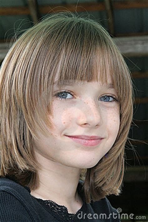 girl  freckles stock images image