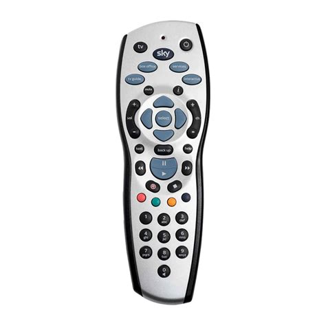 With Remote Sky Plus Hd Remote Blister Pack With Batteries