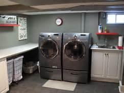 Basement Laundry Room Interior Remodel Basement Laundry Room Ideas Washing In The Basement Isn T Too