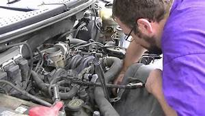 Alternator Replacement  2004 Ford F150 5 4l V8 4x4 3