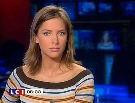 Hot Pose Mélissa Theuriau The Sexiest Journalist