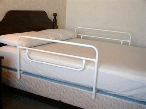 Bed Handrail - 30 inch security bed rail