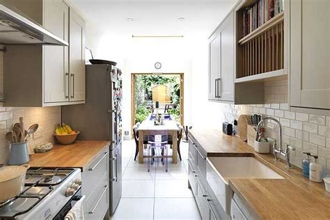 narrow kitchen ideas pin by norwich on kitchen