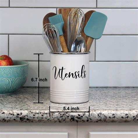 22+ Decorative Kitchen Decor Utensil Holder