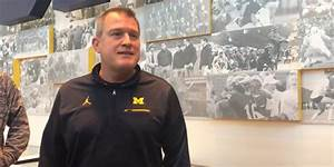 Michigan OL coach Ed Warinner talks Ohio State emotions ...