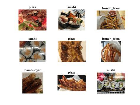 visualize image classifications  maximal  minimal