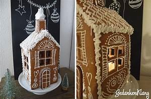 Zuckerguss Für Lebkuchenhaus : selbstgebackenes lebkuchenhaus und tafelmalerei ~ Lizthompson.info Haus und Dekorationen