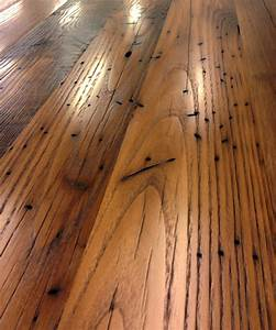 Rustic Wood Countertops - Reclaimed and Distressed Blog