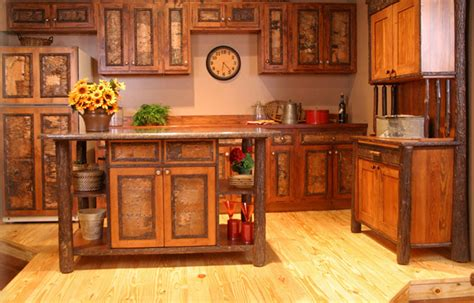 rustic kitchen furniture rustic furniture design for residential furnishings by hickory furniture kitchen nevada by