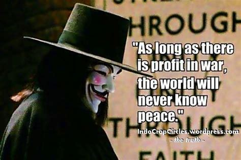 Peace And Wars....??? The Money Makers Still