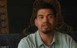 Atheist campaigner Eddie Castillo wear colander in ID ...