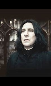Severus Snape | Important Scenes in Chronological Order ...