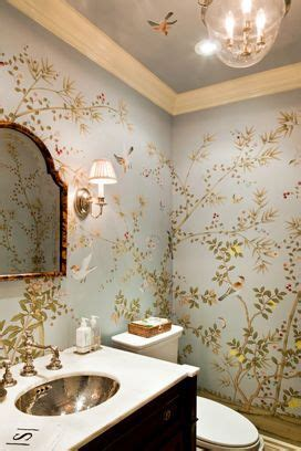 pin  dale hoover  wideeyed  wallcoverings powder