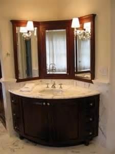 Wayfair Bathroom Vanity Lights by 1000 Images About Corner Bathroom Sinks On Pinterest