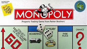 Monopoly - Board Game Review