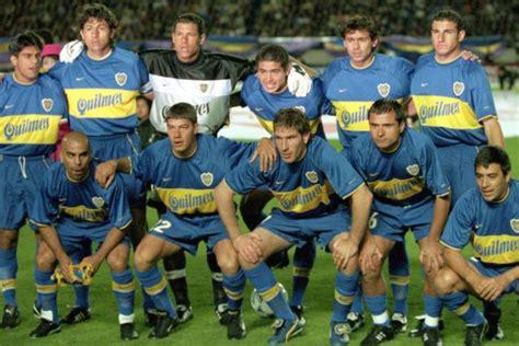 A 20 años del triunfo de Boca frente al Real Madrid – La ...