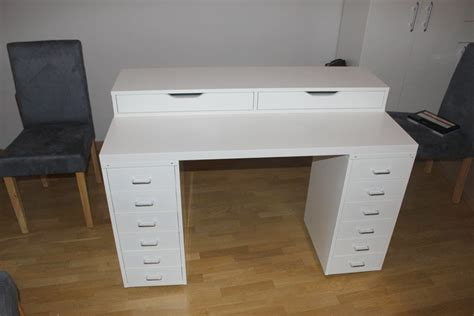 makeup vanity without mirror makeup table without mirror home design 7334
