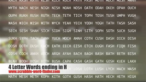 6 letter words starting with n 4 letter words ending in h 22479
