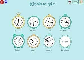 Räkna tid mellan klockslag