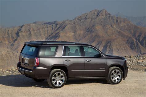 2014 Gmc Yukon Reviewmotoring Middle East Car News