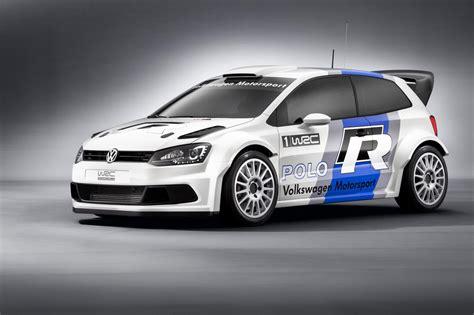 Video Volkswagen Polo R Wrc Testing In Finland Ebeastscom