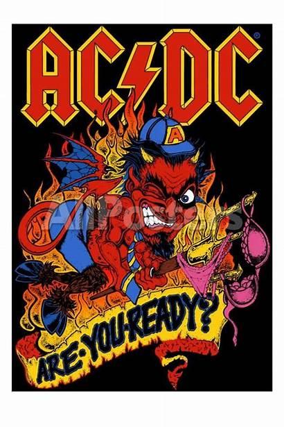 Dc Poster Allposters Rock Imagenes Metal Posters