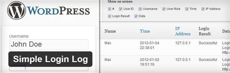10 Plugins De Connexion (login) Pour Wordpress