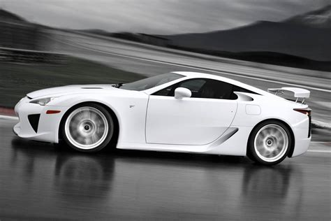 Lexus LFA supercar - Pictures | Evo