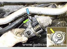 BMW E60 5Series Thermostat Replacement N62 8Cylinder
