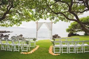 alisha and dave 39 s gorgeous hawaii wedding package - Hawaii Wedding Packages
