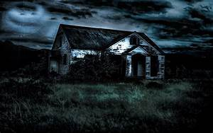 Scary House Backgrounds - Wallpaper Cave