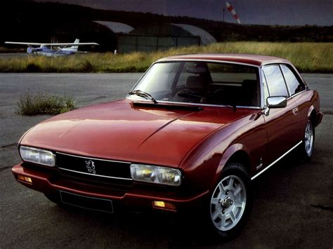 Vintage Peugeot by Peugeot 504 Coup 233 Pininfarina Other Cars