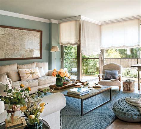 sofa verde para salon una reforma muy pr 225 ctica para una familia numerosa