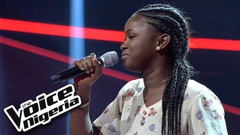 @thevoice_ngr i have to say a big well done to the organisers of the voice nigeria. Emem sings 'No be you' / Blind Auditions / The Voice Nigeria 2016 - YouTube