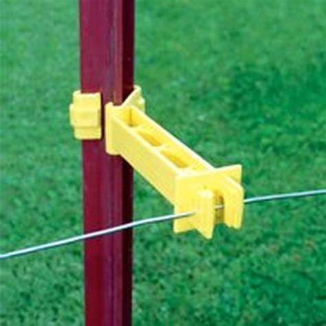 Ask a quick quote now! Fi-Shock ITRXY-FS Electric Fence Insulators, Snap-On