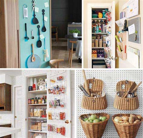 Clever Storage Ideas For Small Kitchens by Creative Storage Ideas For Small Spaces Hac0