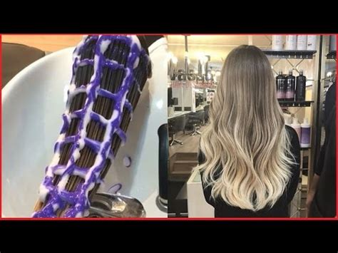 amazing hair color transformations hair color trends  style transformations youtube