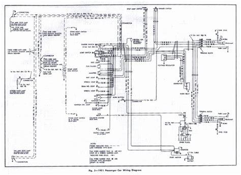 1951 Chevy Styleline Wiring Harnes by 1951 Chevrolet Wiring Diagram