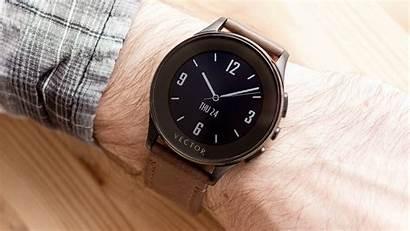 Vector Luna Smartwatches Cutting Edge Put Tech
