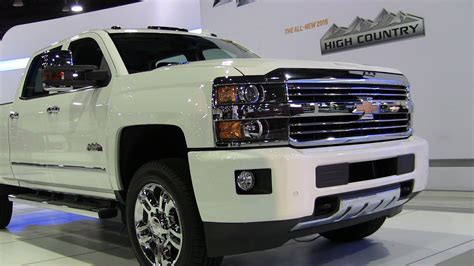 SEMA: Chevrolet show Truck Lineup   The Fast Lane Truck