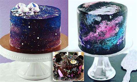 amazing outer space cake designs pics protothemanewscom