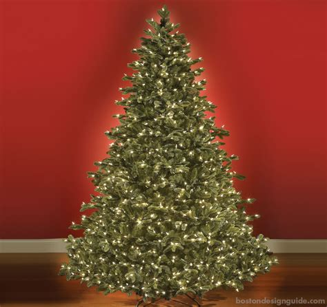 28 high end artificial christmas trees realistic