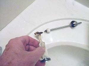 fix a sink stopper With how to replace bathroom sink stopper