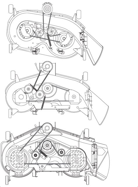 Cub Cadet Mower Deck Belt Problems by Page 29 Of Cub Cadet Lawn Mower Lt1042 User Guide