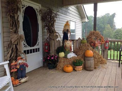 fox country store porch contest autumn decorating