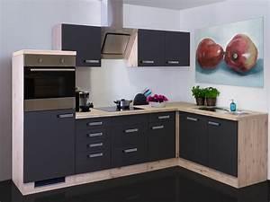 Küche Günstig Kaufen Mit Elektrogeräten : winkelk che l k chen mit ohne ger te g nstig kaufen ~ Watch28wear.com Haus und Dekorationen